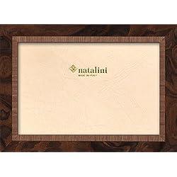 Natalini Ester Noce Can 20x 25Bilderrahmen, Holz/Glas braun 28x 23x 1,5cm