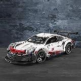 LEGO Technic Porsche 911 RSR Jeu voiture, 10 Ans et Plus, 1580 Pièces  42096