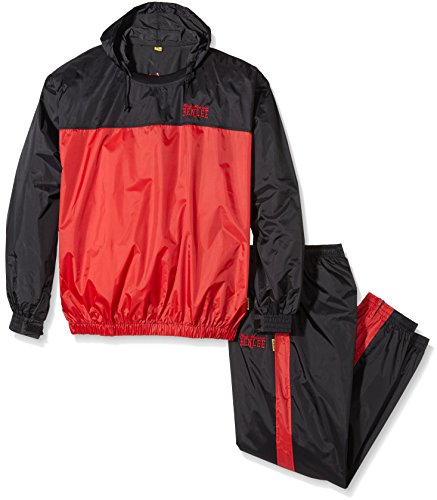 BenLee Sauna Suit Heavy Duty Nero/Rosso XL (UK L)