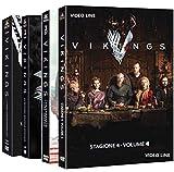 Vikings - La Serie Completa - Stagione 01-02-03-04 (12 DVD) Edizione Italiana