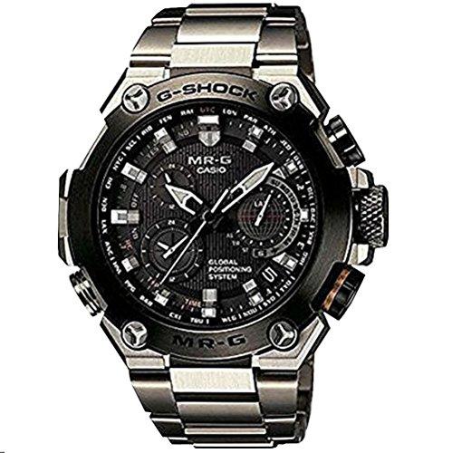 Casio Uhr G-Shock Mr-G GPS-Solar-MRG-G1000MRG-G1000d-1A