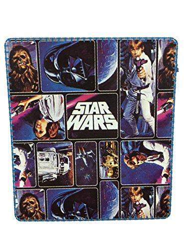 coperta PLAID in pile STAR WARS 120X140 cm
