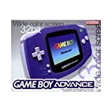 Gameboy Advance - Konsole Purple