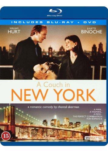 A Couch in New York ( Un divan à New York ) (Blu-Ray & DVD Combo) [ Origine Danese, Nessuna Lingua Italiana ] (Blu-Ray)
