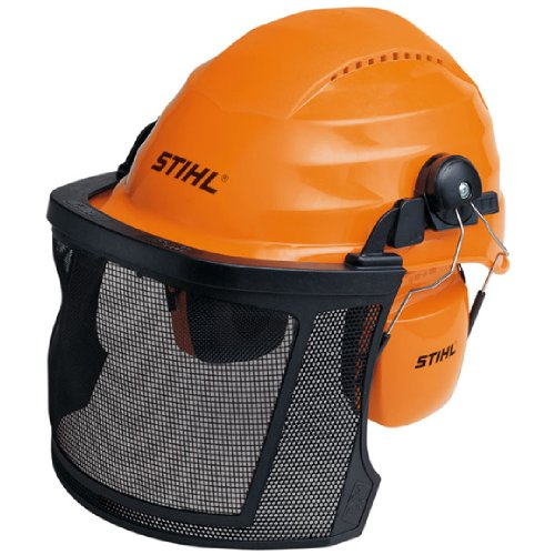 fb1563490a6 This chainsaw safety helmet doesn t have many bells and whistles per se and  so