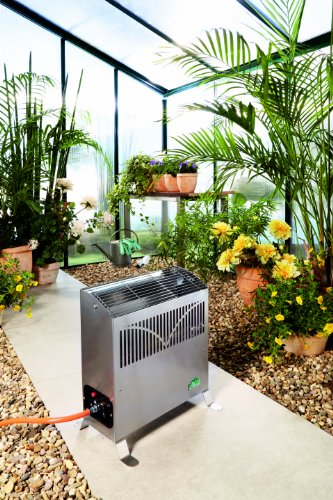 Bio Green FY 25/GB 2.5KW Frosty Propane Greenhouse Heater