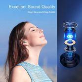 Arbily-Auriculares-Inalmbricos-Bluetooth-50-con-Pantalla-LED-Auriculares-de-140H-en-la-Oreja-con-Interruptor-Hall-Auriculares-Inalmbricos-Deportivos-Sonido-Estreo-con-Estuche-de-Carga-de-2500mAh