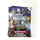 Topps - WW175 - World of Warriors - Kit de Démarrage