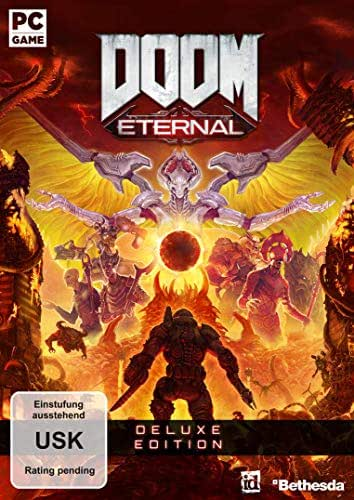 DOOM Eternal - Deluxe Edition [Windows]