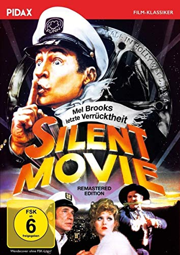 Silent Movie - Mel Brooks letzte Verrücktheit - Remastered Edition  / Mel Brooks geniale Hommage an den Stummfilm (Pidax Film-Klassiker)