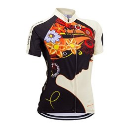 ELEAR ZEROBIKE® Women's Short Sleeve Cycling Jersey Jacket Cycling Shirt Quick Dry Breathable Mountain Clothing Bike Top