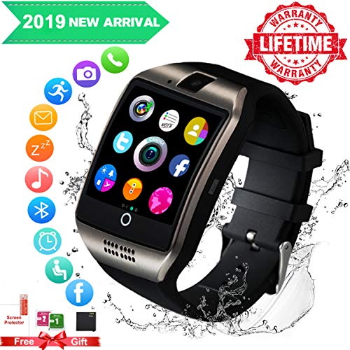 Smartwatch,Bluetooth Smart Watch con Camera Orologio Intelligente Orologio Cellulare Impermeabile...