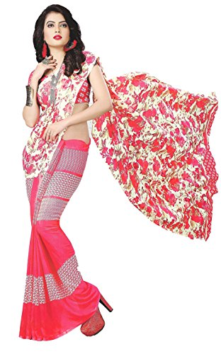 Mothers day special gift saree,Summer collection sarees/Latest design fancy saree/saree for women latest design 2018 fancy/lightning deals of the day saree/bollywood sarees new collection 2018/women sarees new collection 2018/ sale offers today/latest bollywood designer sarees/ wedding collection sarees/sales offers today for women/women sarees latest designs below 500,1000/bollywood designer sarees/sari latest design 2018/partywear sarees new collection saree(B01_pink)