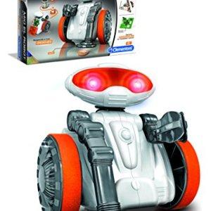 51gIXSnZ5QL - Ciencia y Juego - Mio, el Robot programable (Clementoni 550616)