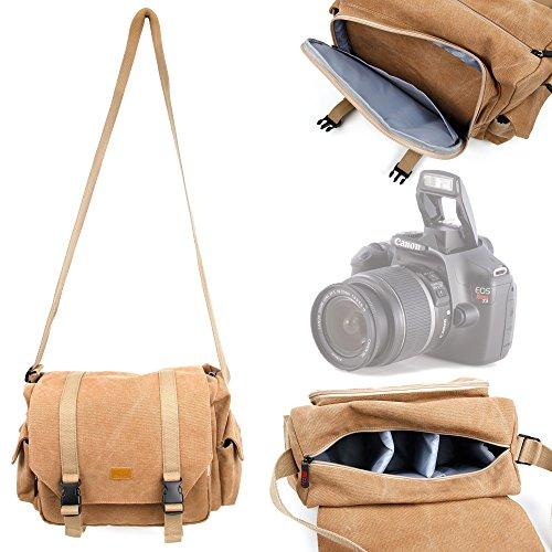 Zaino per fotocamere reflex Canon EOS 1Ds Mark III e Mark IV, 1DC, 1DX, 5D MK II/Mark III