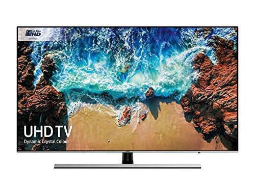 Samsung UE49NU8000TXZT Smart TV 4K Ultra HD 49' Wi-Fi Nero, DVB-T2CS2 Serie 8 NU8000, [Classe di...