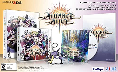 ALLIANCE ALIVE - ALLIANCE ALIVE (1 Games)