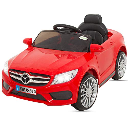 Baybee MERC Benz Rechargeable Battery Operated Car   Ride on Car for Kids/Electric Motor Car with Parental Remote Control R/C
