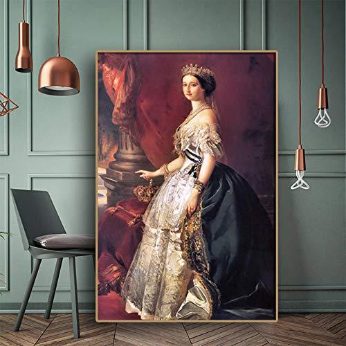 RTCKF Ritratto Arte Canzone d'Angelo William Adolf Ritratto su Tela Famoso Dipinto ad Olio Pop Art...