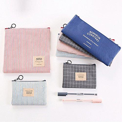 Alcioneo carino matita borsa viaggio trucco cosmetici borsa da toilette caso Wash organizer...