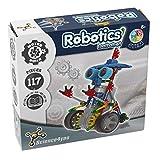 Science4you-Robotics Robotics Deltabot - Juguete Científico y Educativo Stem para Niños +8 Años, Multicolor, Regular (605169)