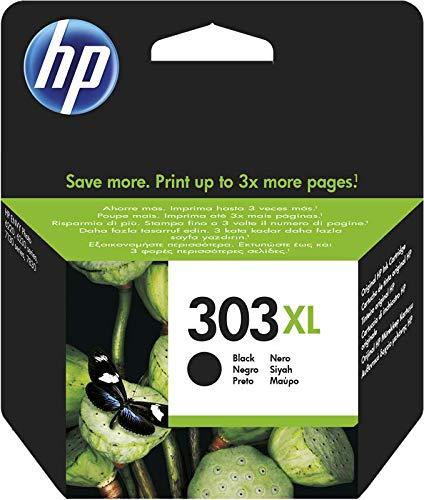 HP 303 XL T6N04AE Cartuccia Originale per Stampanti a Getto di Inchiostro HP Tango e Tango X e HP...