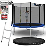 Kinetic Sports Outdoor Gartentrampolin Komplett-Set