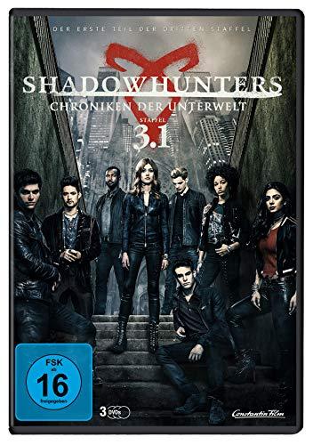 Shadowhunters Staffel 3.1 [3 DVDs]
