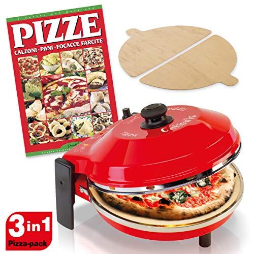 Spice Set Forno Pizza Caliente 400 gradi resistenza circolare 1200 W Garanzia Italia 2 anni +...
