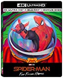 Spider-Man: Far From Home  - Mysterio Limited Steelbook Edition (4K Ultra HD + Blu-Ray + Bonus Disc Blu-Ray) (Limited Edition) (3 Blu Ray)