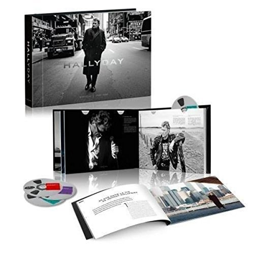 Johnny Hallyday – Official Mercury 1985-2005 (Coffret 20CD)