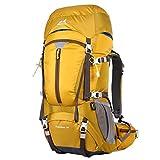Eshow Trekkingrucksäcke Wanderrucksäcke Reiserucksack für Reisen Wandern und Bergsteigen...