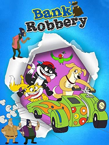 Honey & Bunny In Bank Robbery