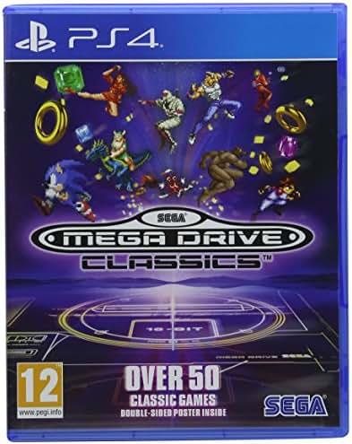SEGA - Sega Mega Drive Classics /PS4 (1 Games)