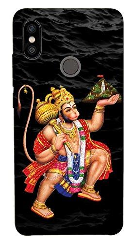Redmi Note 5 Pro Back Cover Or case | Lord Hanuman Printed Designer primium Mobile Back Cover for Redmi Note 5 Pro.