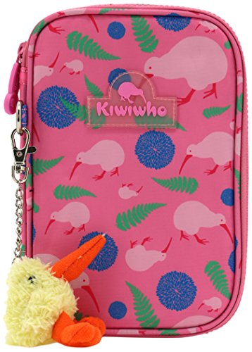 Kiwiwho CA8010 Astuccio, 21 cm, Rosa (Pink 2)