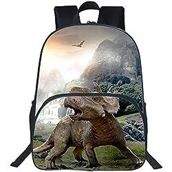 Mochila Infantil Jurassic Park Primary School Bag Dinosaur Mochila 10