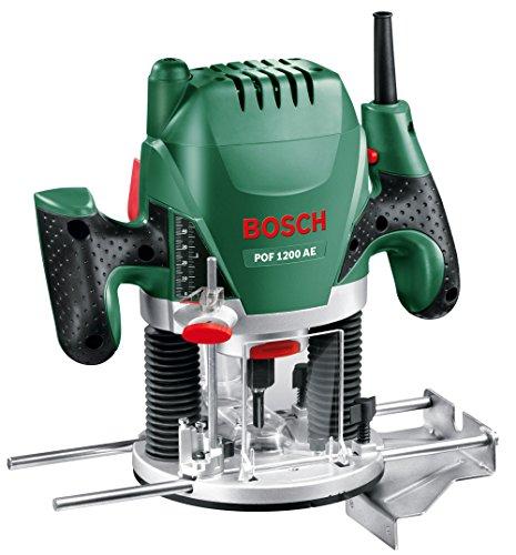 Bosch 060326A100 Fresatrice POF 1200 AE, W, 230 V, Multicolore