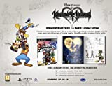 Kingdom Hearts HD 1.5 Remix - limited edition [import anglais]