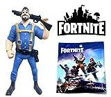 ARUNDEL SERVICES EU Figura Fortnite 11cm Diseños Surtidos Fortnite Battle Royale Fortnite Mini fingure
