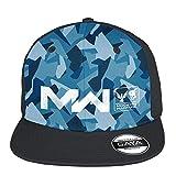 Call of Duty: Modern Warfare - Blue Camouflage - Cap | Offizielles Merchandise