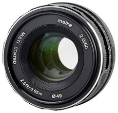 Meike Objetivo 28mm F2.8para Canon EOS M, multicapa–P