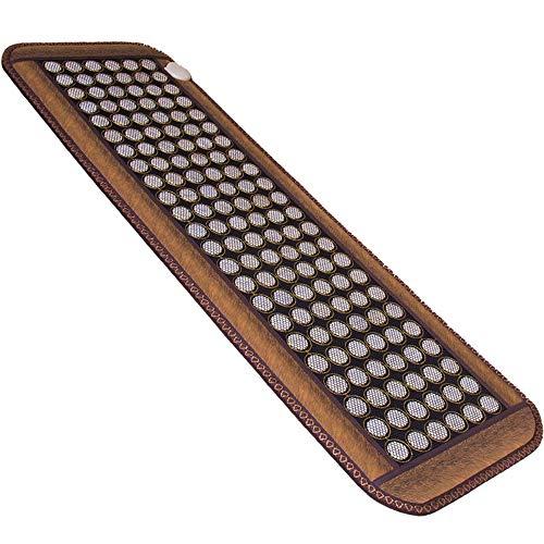 Kuan-Sofa cushion Jade Cuscino del Divano, la Temperatura Cuscino del Divano Materasso Elettrico di Riscaldamento Giada può Essere Regolato (150 * 50cm), Adatto per Divano del Soggiorno.