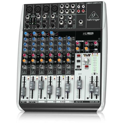 Behringer Q1204USB mezclador DJ - Mezclador para DJ