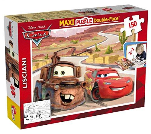 Lisciani 46744 - Puzzle DF Supermaxi 150 Cars