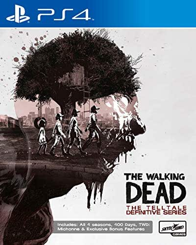 The Walking Dead The Telltale Definitive Series [100% uncut Edition] + Keychain