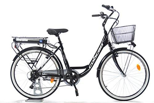 Cobran bike Bici elettrica a Litio New Easy (Nero)