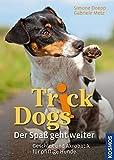 Trick Dogs - Der Spaß geht weiter: Geschick und Akrobatik für pfiffige Hunde