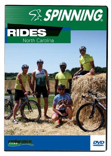 Mad Dogg Athletics Spinning DVD - Rides: North Carolina