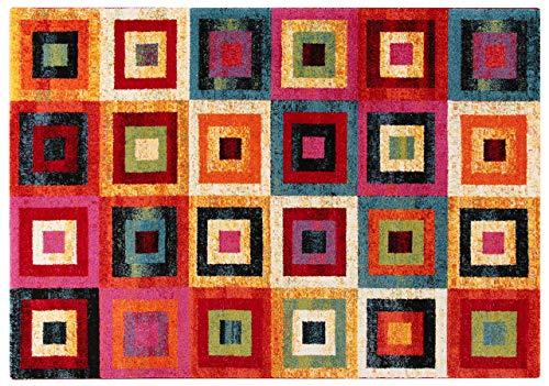 ABC, Gioia A, Tappeto, Multicolore, 290 x 200 cm